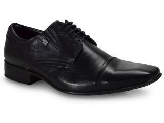 Sapato Masculino Jota pe 40115 Preto - Tamanho Médio