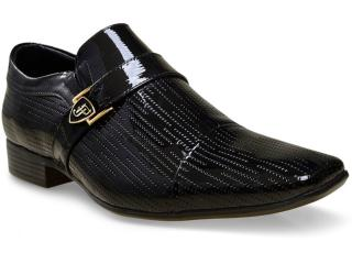 Sapato Masculino Jota pe 22148 Preto - Tamanho Médio
