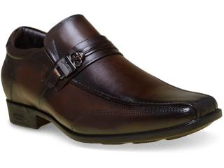 Sapato Masculino Jota pe 40202 Brow - Tamanho Médio