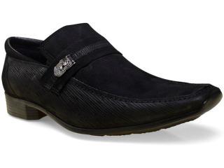 Sapato Masculino Jota pe 50702 Preto - Tamanho Médio