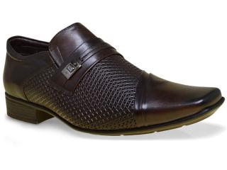 Sapato Masculino Jota pe 40646 Brow - Tamanho Médio