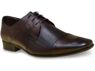 Sapato Masculino Jota pe 60312 Brow - Tamanho Médio