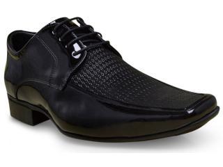 Sapato Masculino Jota pe 70356 Preto - Tamanho Médio