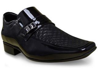 Sapato Masculino Jota pe 70358 Preto - Tamanho Médio