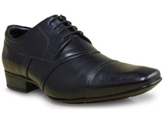 Sapato Masculino Jota pe 40059-1 Preto - Tamanho Médio
