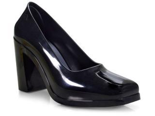 Sapato Feminino Melissa 32347 Shift ad Preto - Tamanho Médio