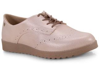 Sapato Feminino Mississipi X8852 Nude - Tamanho Médio