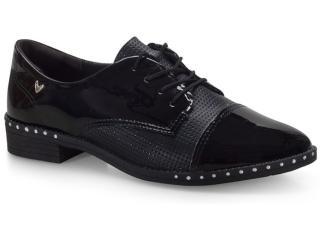 Sapato Feminino Mississipi Q2442  Preto - Tamanho Médio