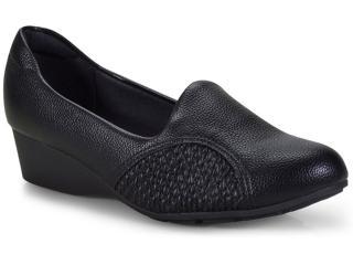 Sapato Feminino Modare 7014129 Preto - Tamanho Médio
