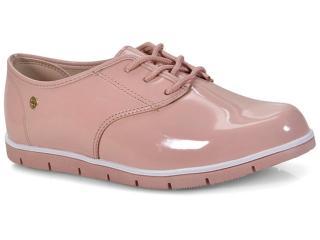 Sapato Feminino Moleca 5613304 Rosa - Tamanho Médio