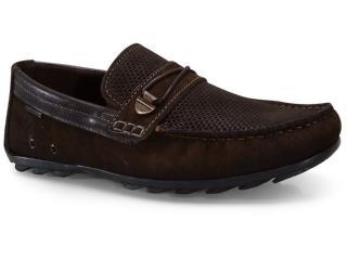 Sapato Masculino Pegada 140909-05 Capuccino - Tamanho Médio