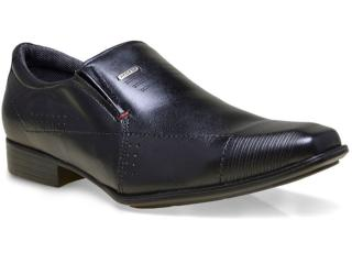 Sapato Masculino Pegada 23205-01 Preto - Tamanho Médio