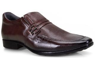 Sapato Masculino Pegada 122822-03 Brow - Tamanho Médio
