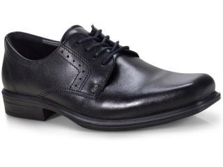 Sapato Masculino Pegada 124702-01 Preto - Tamanho Médio