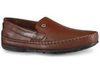Sapato Masculino Pegada 140771-02 Pinhao - Tamanho Médio