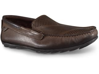 Sapato Masculino Pegada 140906-02 Cravo/brown - Tamanho Médio