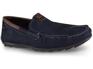 Sapato Masculino Pegada 140907-06 Blue/coffe - Tamanho Médio