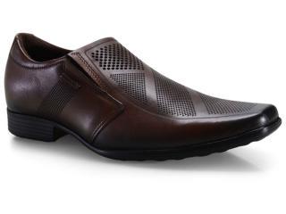 Sapato Masculino Pegada 122866-02 Pinhao - Tamanho Médio