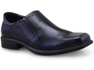 Sapato Masculino Pegada 124701-01 Preto - Tamanho Médio