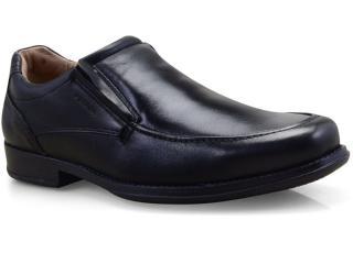 Sapato Masculino Pegada 123451-01 Preto - Tamanho Médio