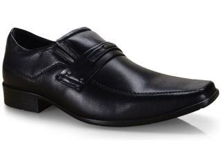Sapato Masculino Pegada 121835-01 Preto - Tamanho Médio