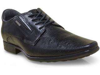 Sapato Masculino Pegada 22818-01 Preto - Tamanho Médio