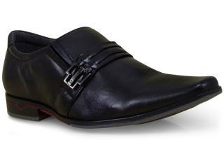 Sapato Masculino Pegada 22229-01 Preto - Tamanho Médio
