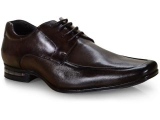 Sapato Masculino Rafarillo 55005-03 Castanho - Tamanho Médio