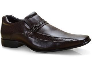 Sapato Masculino Rafarillo 34007-02 Café - Tamanho Médio