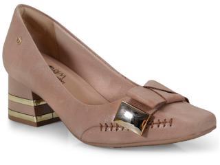 Sapato Feminino Ramarim 18-95102 Avelã - Tamanho Médio
