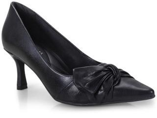 Sapato Feminino Ramarim 18-85105 Preto - Tamanho Médio