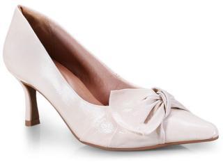 Sapato Feminino Ramarim 18-85105 Off White - Tamanho Médio