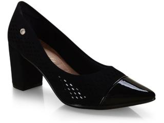 Sapato Feminino Santinelli 1280-002 Preto - Tamanho Médio