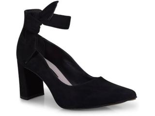 Sapato Feminino Tanara T2405 Preto - Tamanho Médio