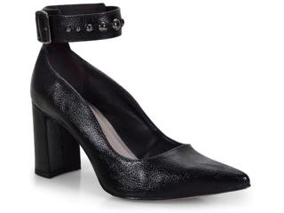 Sapato Feminino Tanara T2401 Preto - Tamanho Médio