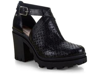 Sapato Feminino Tanara T3424 Preto - Tamanho Médio