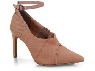Sapato Feminino Tanara T3282 Duna - Tamanho Médio