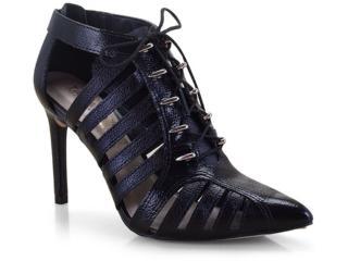 Sapato Feminino Tanara T3283 Preto - Tamanho Médio