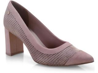 Sapato Feminino Tanara T3181 Noz - Tamanho Médio