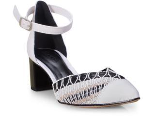 Sapato Feminino Tanara T3461 Snow - Tamanho Médio