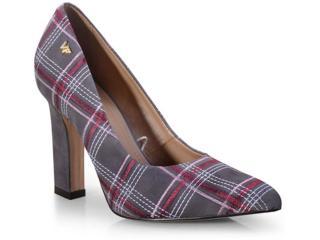 Sapato Feminino Verofatto 6013406 Cinza Escuro - Tamanho Médio