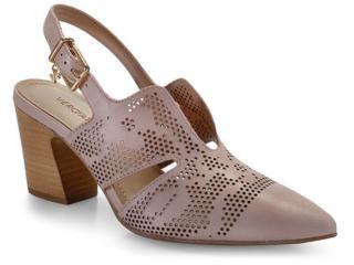 Sapato Feminino Verofatto 6014404 Nude - Tamanho Médio