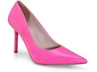Sapato Feminino Via Marte 21-13301-01 Magenta - Tamanho Médio