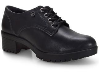 Sapato Feminino Via Marte 20-8006 Preto - Tamanho Médio