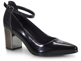 Sapato Feminino Vizzano 1290102 Preto - Tamanho Médio