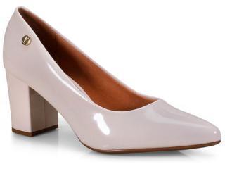 Sapato Feminino Vizzano 1290400 Creme - Tamanho Médio