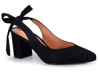 Sapato Feminino Vizzano 1290407 Preto - Tamanho Médio