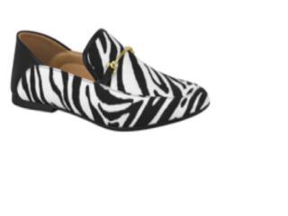Sapato Feminino Vizzano 1313101 Branco/preto - Tamanho Médio