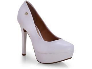 Sapato Feminino Vizzano 1830401 Branco - Tamanho Médio
