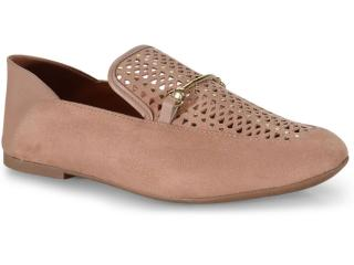 Sapato Feminino Vizzano 1313215 Nude - Tamanho Médio